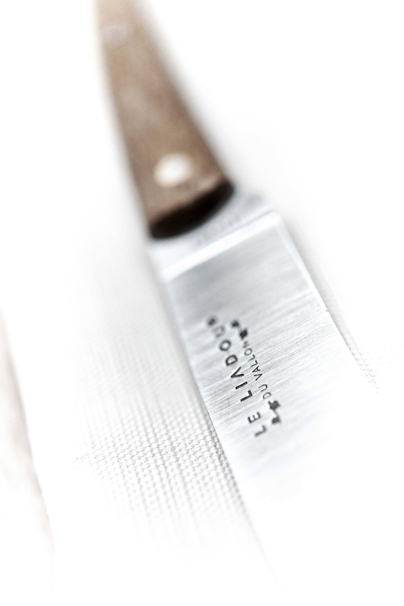 Couteau du restaurant CIBO à Dijon