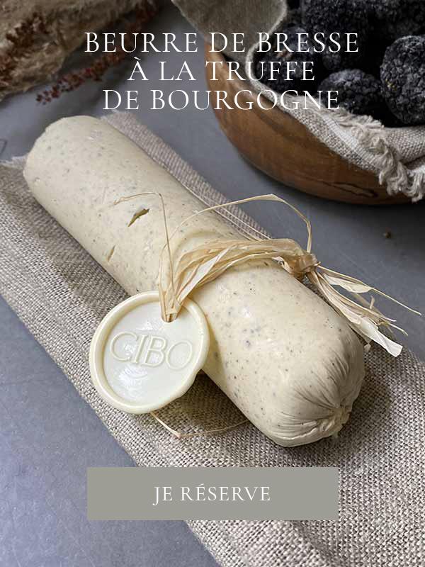 Beurre de Bresse à la Truffe de Bourgogne