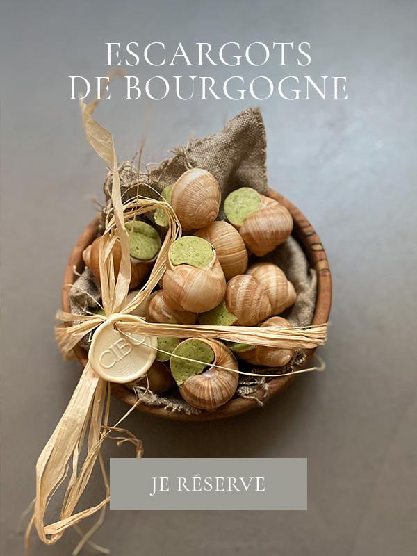 Escargots de Bourgognes