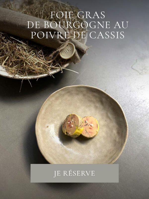 Foie gras de Dijon