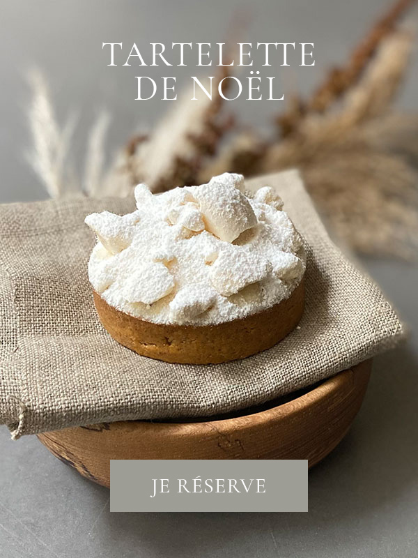 Tartelette De Noël CIBO